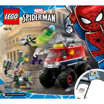 Instructions Lego® Marvel 76174
