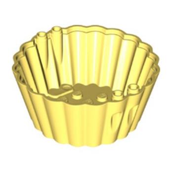 LEGO 6331524 CUPCAKE MOLD - COOL YELLOW lego-6331524-cupcake-mold-cool-yellow ici :