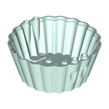 LEGO 6322165 CUPCAKE MOLD - AQUA lego-6322165-cupcake-mold-aqua ici :