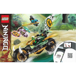 Instructions Lego® Ninjago 71745