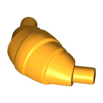 LEGO 6324116 CROISSANT - FLAME YELLOWISH ORANGE lego-6324116-croissant-flame-yellowish-orange ici :