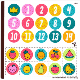 Stickers Lego® Creative Party - 41926 stickers-lego-creative-party-41926 ici :