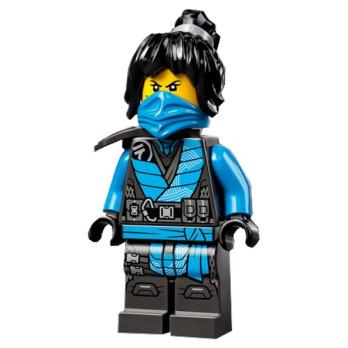 Minifigure Lego® Ninjago - Nya minifigure-lego-ninjago-nya ici :