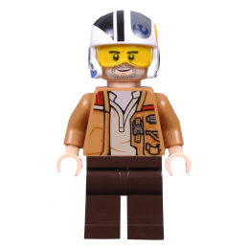 Minifigure Lego® Star Wars - Poe Damero