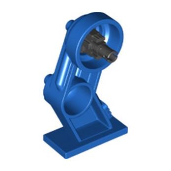 LEGO 6285426 DESIGN PLATE, BOOK, W/4.85 HOLE - MEDIUM AZUR lego-6323440-right-leg-w-knobs-blue ici :