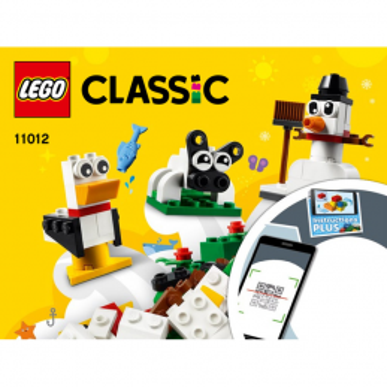 Instructions Lego® Classic 11012