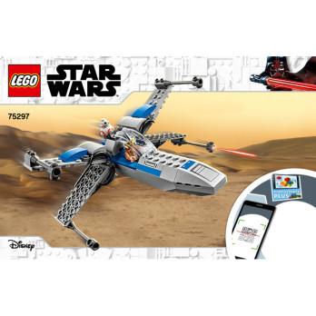 Instructions Lego® Star Wars 75297
