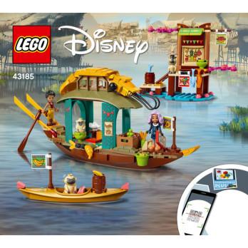 Instructions Lego® Disney 43185