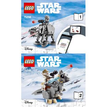 Instructions Lego® Star Wars 75298