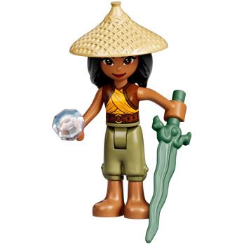 Minifigure Lego® Disney - Raya