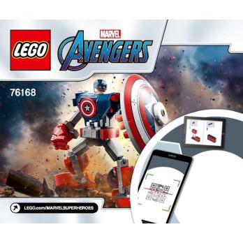 Instructions Lego® Marvel 76168