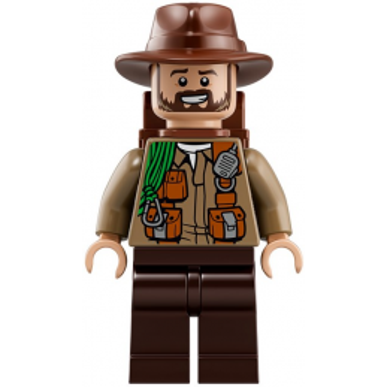 Minifigure Lego® Jurassic World - Sinjin Prescott