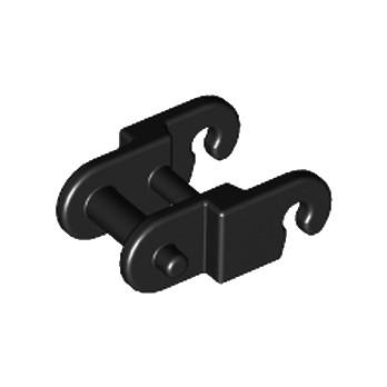 LEGO 6044702 6044702CHENILLE / CHAINE M5 ø3, 2 HOLE - NOIR lego-6044702-chenille-chaine-m5-o3-2-hole-noir ici :