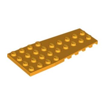 LEGO 6345306 AEROPLANEWING 4X9 - FLAME YELLOWISH ORANGE