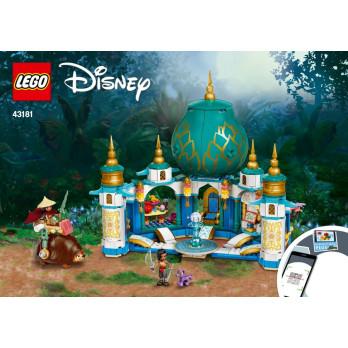 Instructions Lego® Disney Raya - 43181