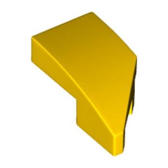 LEGO 6289740 LEFT PLATE 1X2, W/ BOW, 45 DEG. CUT - YELLOW lego-6289740-left-plate-1x2-w-bow-45-deg-cut-yellow ici :