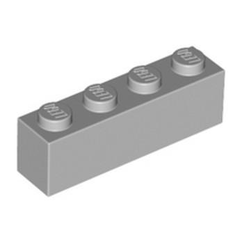LEGO 4211394 BRICK 1X4 - MEDIUM STONE GREY