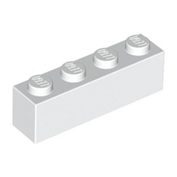 LEGO 301001 BRICK 1X4 - WHITE