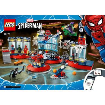 Instructions Lego® Marvel - 76175