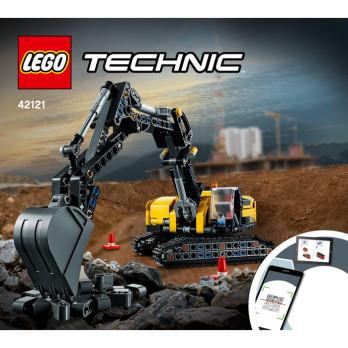 Instructions Lego® Technic 42121