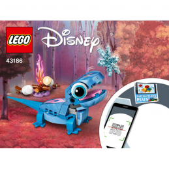 Instructions Lego® Disney 43186