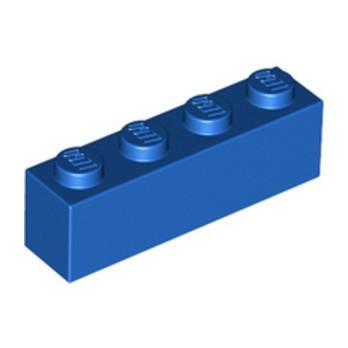 LEGO 301023 BRIQUE 1X4 - BLUE
