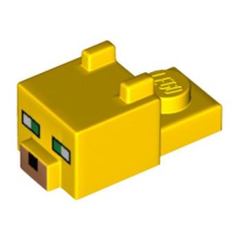 LEGO 6128659 TETE MINECRAFT