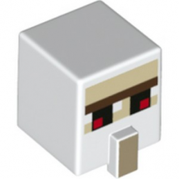LEGO 6290218 MINECRAFT HEAD