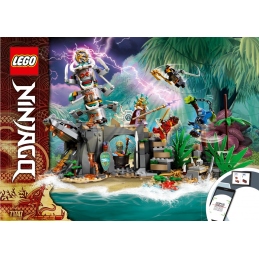 Instructions Lego® Ninjago 71747