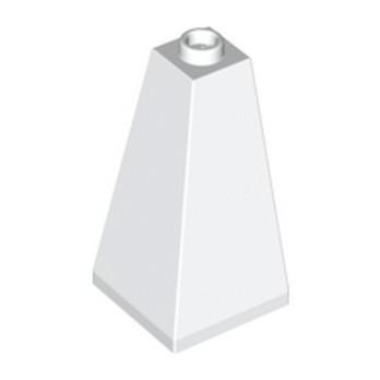 LEGO 6333256 ROOF TILE CORNER 2X2X3/73° - WHITE