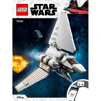 Instructions Lego® Star Wars 75302
