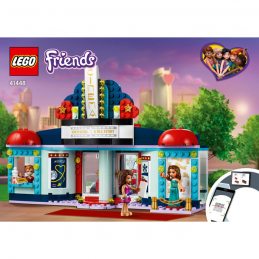 Instructions Lego Friends 41448