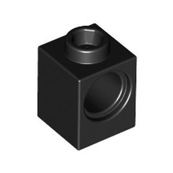 LEGO 654126  TECHNIC BRIQUE 1X1 - NOIR