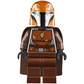 Mini Figurine LEGO® : Star Wars - Guerrier Mandalorien