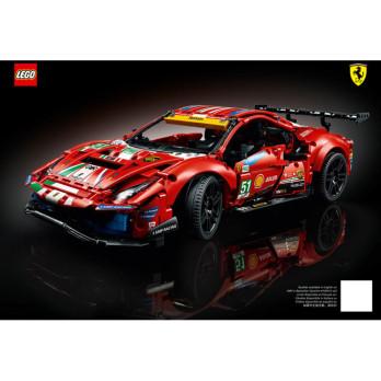 Instructions Lego® Technic 42125