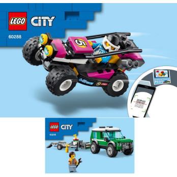 Instructions Lego City 60288