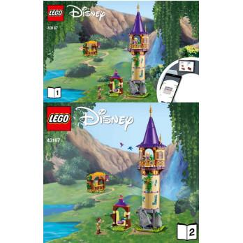 Instructions Lego® Disney 43187