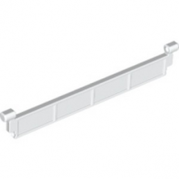 LEGO 6325974 LAMELLA FOR ROLLING GATE - WHITE