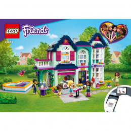 Instructions Lego Friends 41449