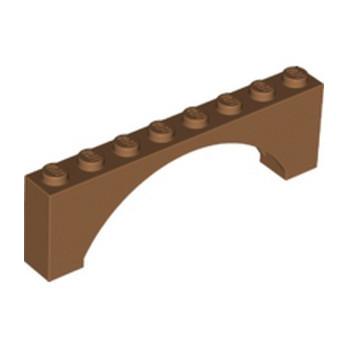 LEGO 6170954 ARCHE 1X8X2 - MEDIUM NOUGAT