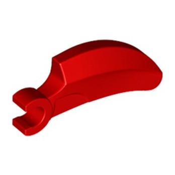 LEGO 6253274 CLAW, W/ 3.2 SNAP - RED