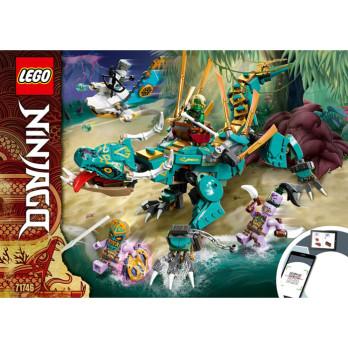 Instructions Lego® Ninjago 71746