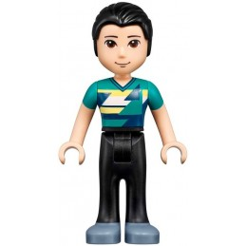 Mini Figurine LEGO® Friends - Robert