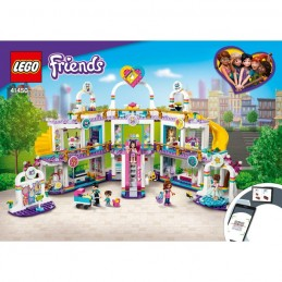 Instructions Lego Friends 41450