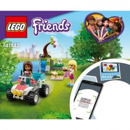 Instructions Lego Friends 41442