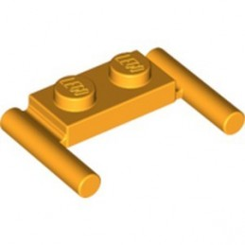 LEGO 6331205 MINI HANDLE - FLAME YELLOWISH GREEN