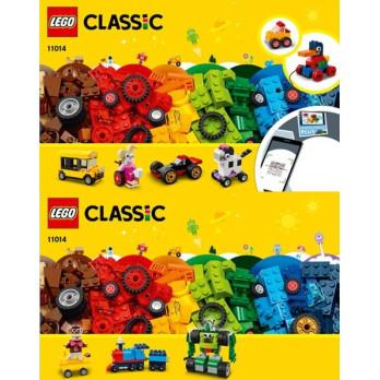 Instructions Lego® Classic 11014