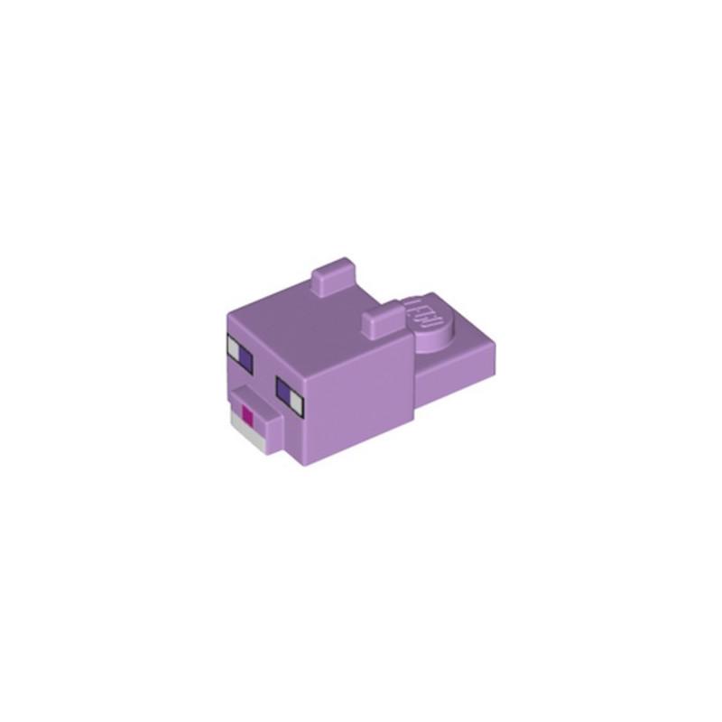 LEGO 6335415 MINECRAFT HEAD DYED CAT