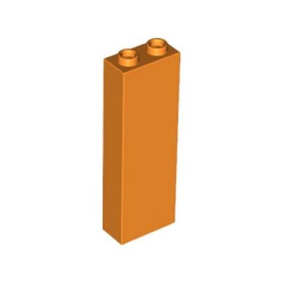 LEGO 6264021 BRICK 1X2X5 - ORANGE