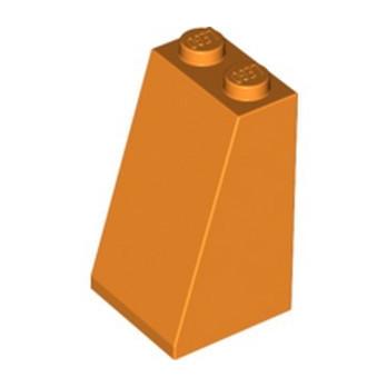 LEGO 6339300 ROOF TILE 2X2X3/ 73 GR. - ORANGE